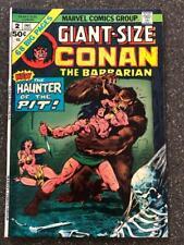 Giant Size Conan #2 Marvel Comics VF