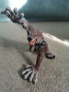 Werewolf action figure