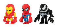 Bandai Touma Marvel Retro Comic Figure Gashapon Figure Ironman Venom set 3 pcs