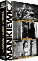 Mankiewicz COFFRET 3 DVD NEUF SOUS BLISTER L'Affaire Cicéron...