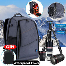 PULUZ Outdoor Camera Backpack Waterproof Bag Scratch-proof for DSLR Sports Case