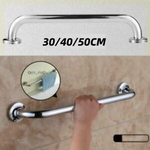 Safety Grip Bathroom Support Grab Handle Bath Shower Toilet Hand Rail 30/40/50CM