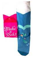NEW Disney Parks Sleeping Beauty Good Fairies Adult Mens Women Unisex Socks