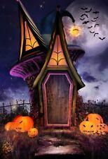 Halloween Backdrops Pumpkin Vinyl 3x5ft Lantern Background Photography Studio