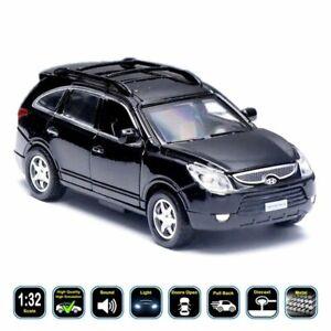 1:32 Hyundai Veracruz Diecast Model Car High Simulation Toy Gifts For Kids