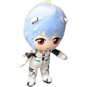 Genesis Figure Ayanami EVANGELION REI Plugsuit Plush.  toys doll