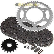 O-Ring Drive Chain & Sprockets Kit Fits YAMAHA R1 YZF-R1 2009-2014