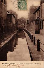 CPA PARIS (13e) La Bievre. Rue des Gobelins. (535783)