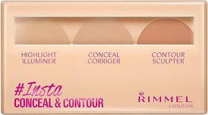Rimmel London Rimmel Insta Conceal and Contour Palette 8.4 g (CHOOSE SHADE)