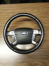 FORD GALAXY MK3 S-MAX 2007-2014 STEERING WHEEL WITH AIRBAG DN07 (Fits: Ford 2009