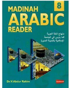 Madinah Arabic Reader Book 8 by Dr. V. Abdur Rahim - Learn Arabic Gift Ideas
