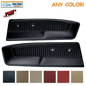 PONY Panels for 1965 1966 Mustang by TMI - Made in the USA  - Any Color
