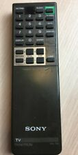 SONY RM-756 Remote Control KV20TX10 KV20TX11 KV20TX12 Works Every Button Tested