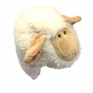 Wales Cymru Welsh Rugby Football Supporter Novelty Mascot Fancy Dress SHEEP HAT