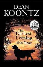 The Darkest Evening of the Year (Dean Koontz)-ExLibrary