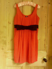H&M Spotted Casual Sleeveless Dresses for Women