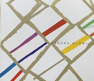 Sandra Blow RA Exhibition Catalogue