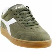 Diadora Kick  Casual   Sneakers - Green - Mens