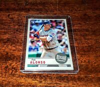 PETE ALONSO RC SP 2019 TOPPS ARCHIVES SNAPSHOTS #AS-PA NEW YORK METS ROOKIE!