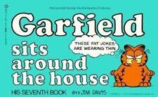 Garfield Sits Around the House (Garfield (Numbered Paperback)), Davis, Jim, Good