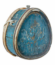 More details for mid 19th century painted swedish water carrier