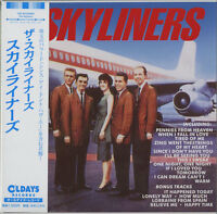 SKYLINERS-S/T-JAPAN MINI LP CD BONUS TRACK C94