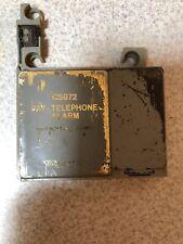 Vintage Pay Phone Alarm, Edwards , CS 972 USA