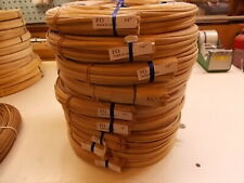 """Fo Reed 1/4"""" About 1 Lb Chair Caning Basketry Natural Color Free Shipping"""