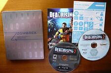 Dead Rising 2 Zombrex Edition PS3 Playstation 3 w/ Case & Manual, Good condition
