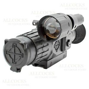 Sightmark Wraith HD Digital Night Vision Rifle Scope - 2-16x28 Black