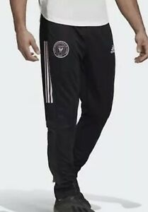 ADIDAS Inter Miami CF 20/21 Training Pants Black/Pink (Men's 2XL) FI2792