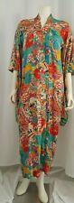 Vintage Ceremonial Ushikake Floral Silk Kimono