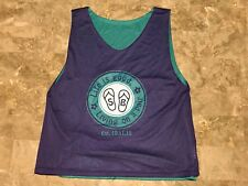 LIFE IS GOOD Living On A Pair Athletic Basketball Tank Top Jersey Adult Size M