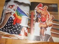 NeXT Magazine All American Gay Pride Robert Verdi, Colton Ford PIC as ROCKY 2010