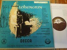 LXT 2880-4 WAGNER LOHENGRIN/Steber/keilberth/Bayreuth Bayreuth 5 LP BOX