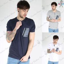 Camisas y polos de hombre de manga corta sin marca 100% algodón