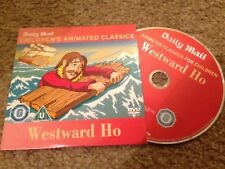 WESTWARD HO Childrens Kids Cartoon Animated Classics TV Film DVD
