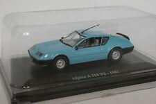 Eligor Carrera 1/43 - Renault Alpine A310 V6 1981 Azul