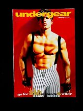 Undergear Catalog - Spring 1993 - Vintage Mens Fashion