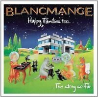 Blancmange - Happy Families Too... The Story So Far... [CD]
