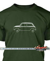 Austin Mini Cooper Men T-Shirt - Multiple Colors and Sizes - British Classic Car