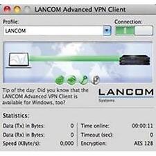 Lancom Systems Advanced VPN Client (Nur Lizenz) (1) für Mac