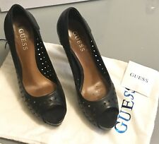 SHOES CHAUSSURES ESCARPIN GUESS TAILLE 37  COMME NEUF