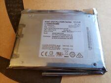 New Intel SSD Pro 2500 Series 512GB SSD, Model #: SSDSC2BF512A5