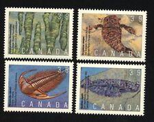 Kanada 1187/90 + 1222/25 postfrisch