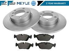 FOR BMW 3 SERIES E36 316 318Ti 318Tds 92-99 FRONT MEYLE PLATINUM BRAKE DISC PADS