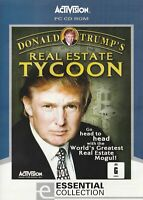 Pc Game - Donald Trump's - Real Estate Tycoon
