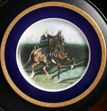 World Grand Champion Imperator Five Gaited Horse Limited Number Plate, Signed