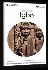 Eurotalk Talk NOW IGBO PARA PRINCIPIANTES - Descarga Opción and CD ROM