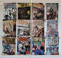 Top 10 1 2 3 4 5 6 7 8 9 10 11 12 America's Best 1999 Set Run Lot 1-12 VF/NM